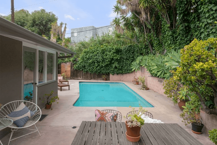 Midcentury dwelling for sale designed by Schindler and his protégé