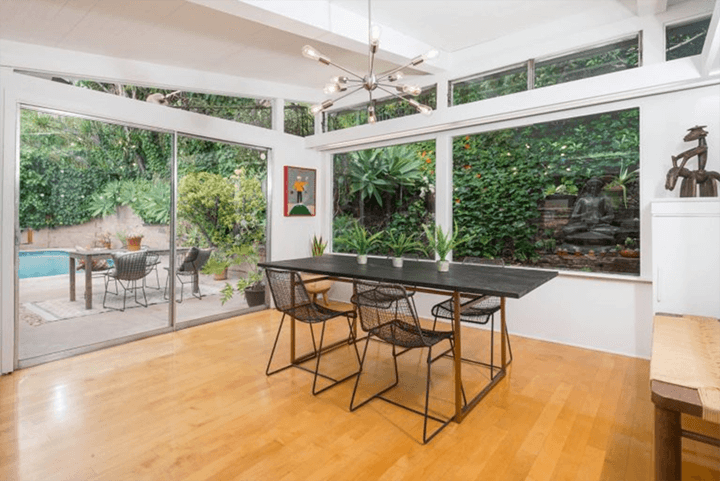 Midcentury home for sale designed by Schindler and his protégé