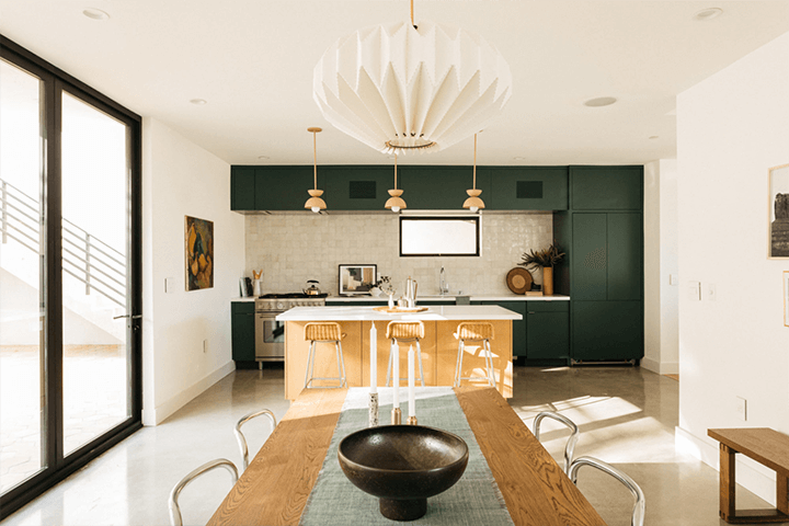 Modern home with guest house for sale in Echo Park CA