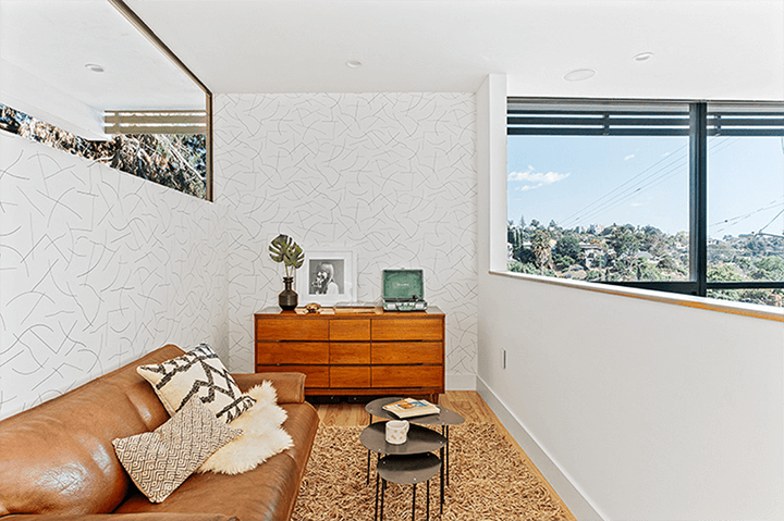 Modern house with guest house for sale in Echo Park