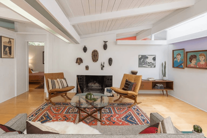 Silver Lake midcentury designed by Schindler and his protégé