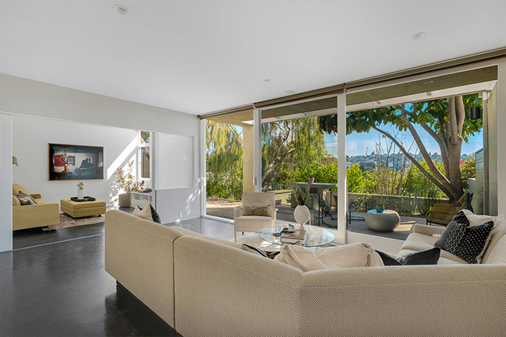 Avenel Homes by modernist architect Gregory Ain