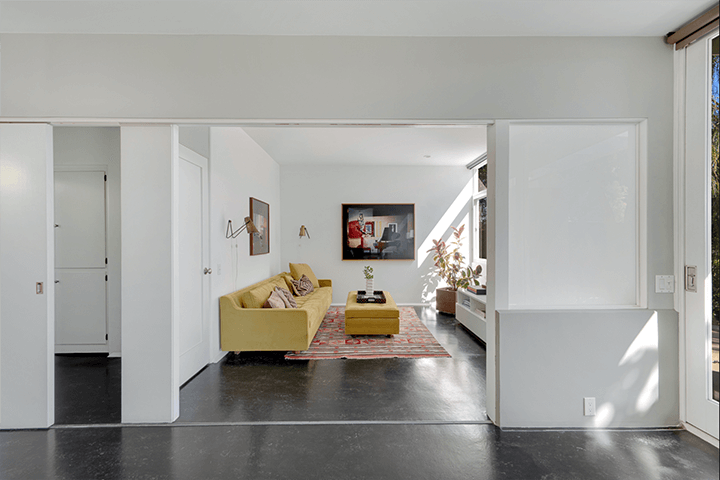 Silver Lake's Avenel Homes by architect Gregory Ain