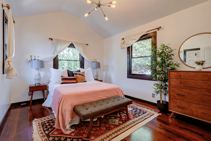 Craftsman bungalow for sale in Angelino Heights CA 90026