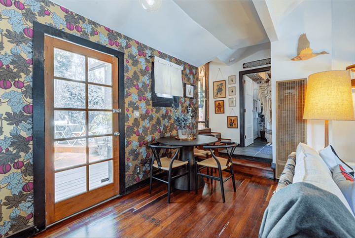 Craftsman bungalow for sale in Angelino Heights CA