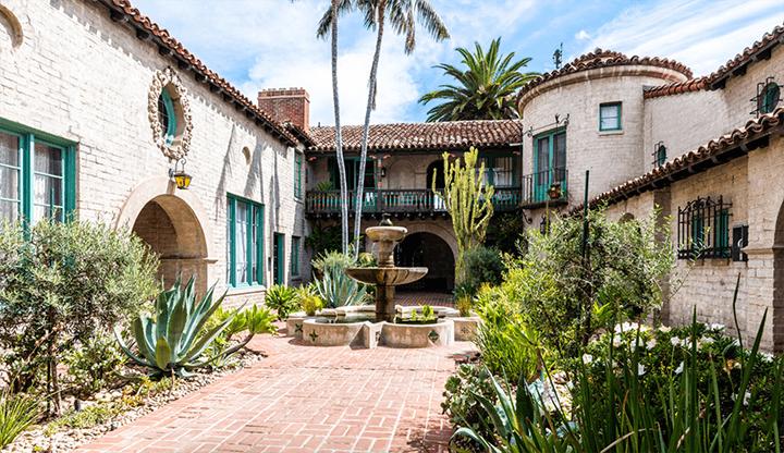 Hollywood's landmark El Cabrillo condominiums