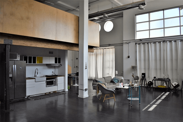 Live work space in Lincoln Heights