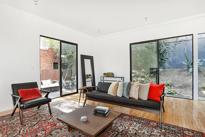 Modern house for sale in Echo Park CA 90026