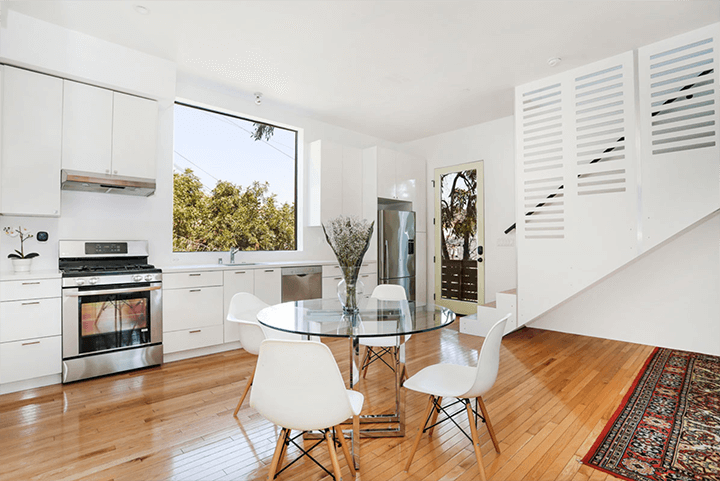 Modern house for sale in Echo Park CA