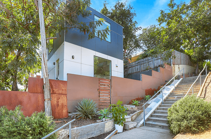 Modern house for sale in Echo Park