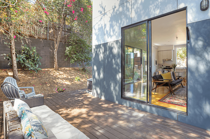 Modern house for sale on Sunset Blvd in Echo Park CA 90026
