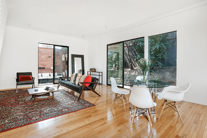 Modern house for sale on Sunset in Echo Park