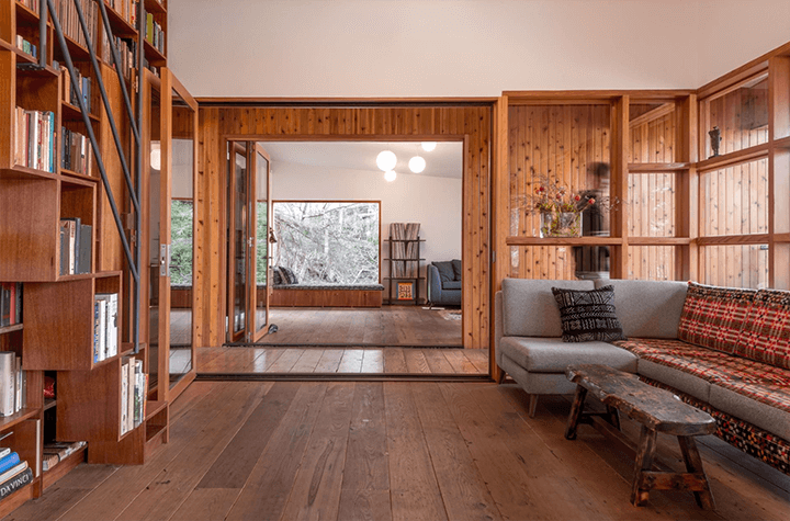 Unique modern home for rent in Echo Park