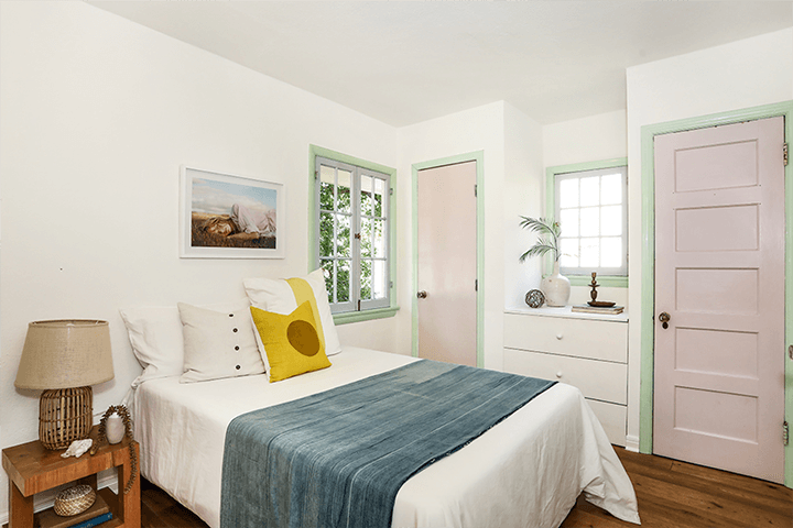 Cozy 'treehouse' cottage for sale in Echo Park