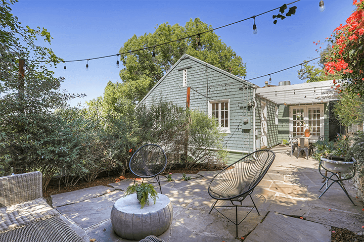 Cozy cottage for sale in Echo Park CA