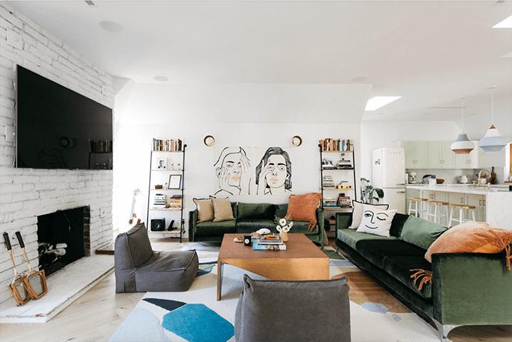 Remodeled Spanish home for sale in Los Feliz CA