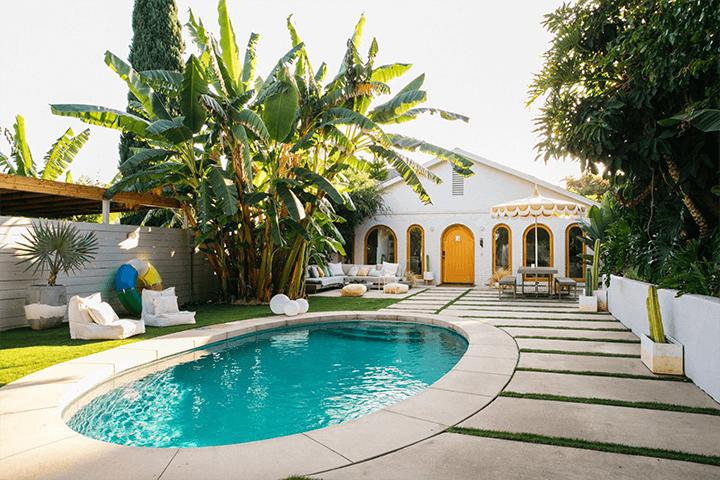 Remodeled Spanish home for sale in Los Feliz