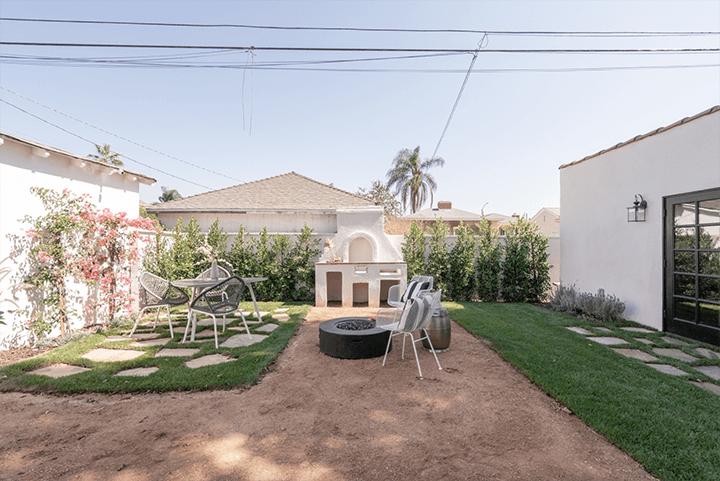Spanish Colonial Revival home in Leimert Park CA 90008