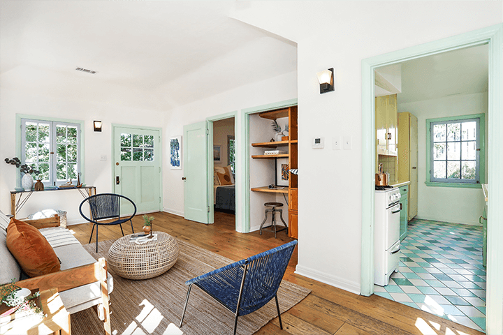 Tiny cottage for sale in Echo Park