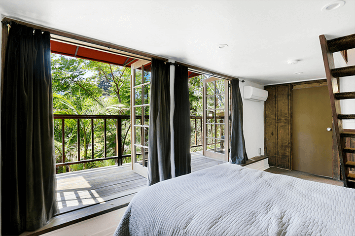 Two Craftsman Bungalows homes for sale in the Hollywood Hills