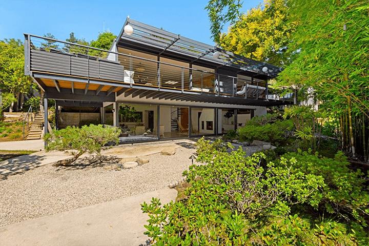 Wohlstetter House by Josef Van der Kar