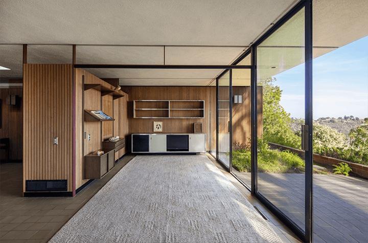 Case Study House no 16 by Craig Ellwood
