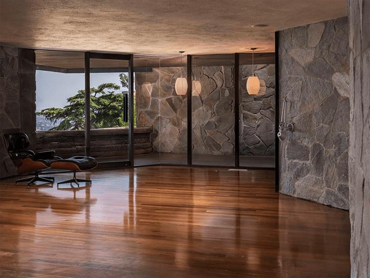 Inside John Lautner's 1961 Wolff Residence