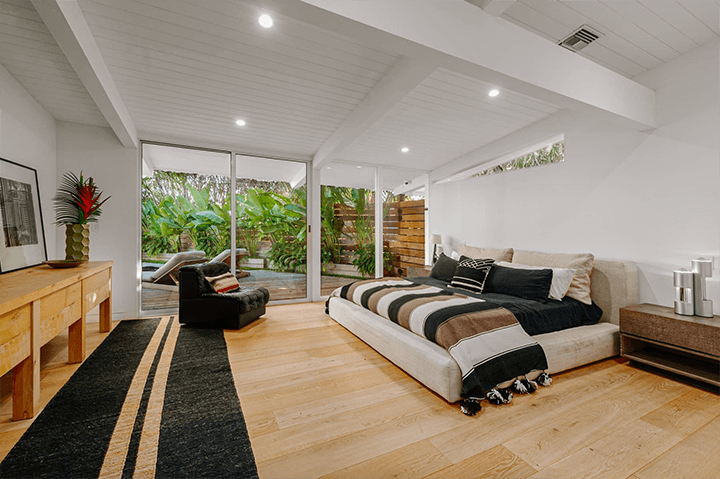 Richard Dorman-designed midcentury for sale in the Hollywood Hills, CA 90046