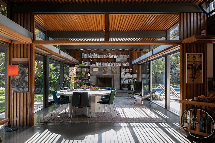 Robert Thorgusen home for sale in Laurel Canyon