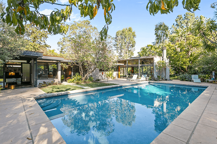 Robert Thorgusen house for sale in Laurel Canyon CA