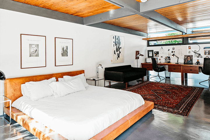 Robert Thorgusen house for sale in Laurel Canyon