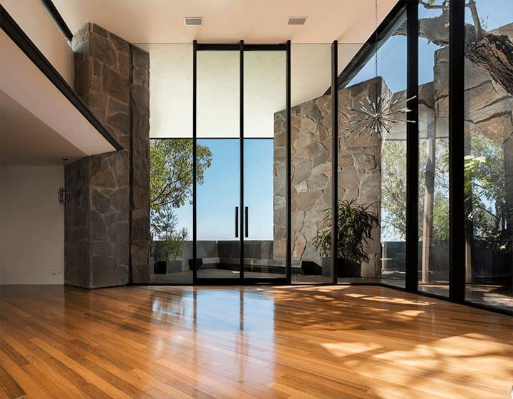 The Wolff Residence by John Lautner