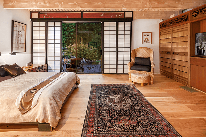 Vernon F. Duckett midcentury house for sale in the Hollywood Hills