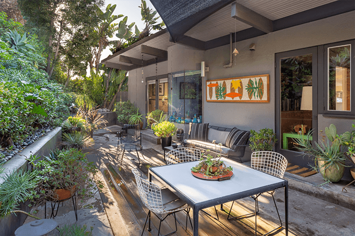 Architect Stephen Alan Siskind house for sale in Silver Lake CA
