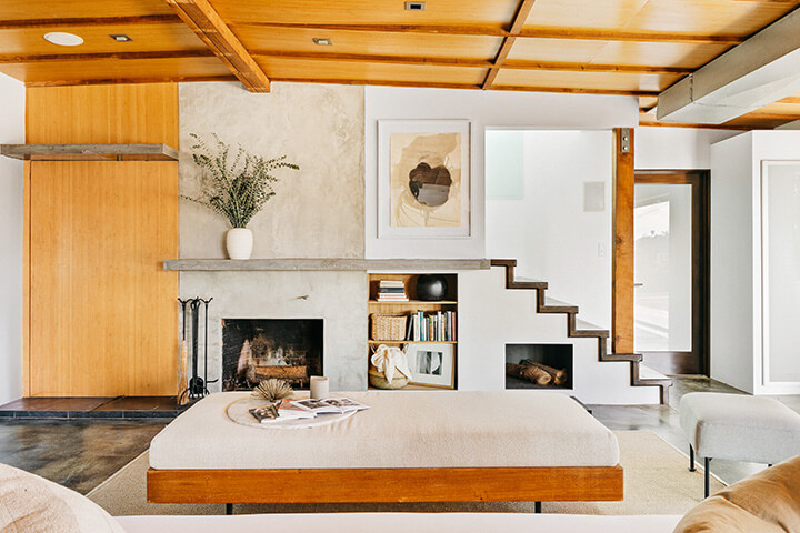 Eagle Rock midcentury house for sale