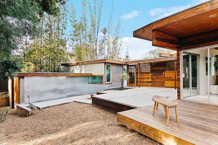 Mid-century dwelling for sale in Eagle Rock