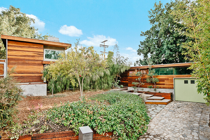 Midcentury dwelling for sale in Eagle Rock