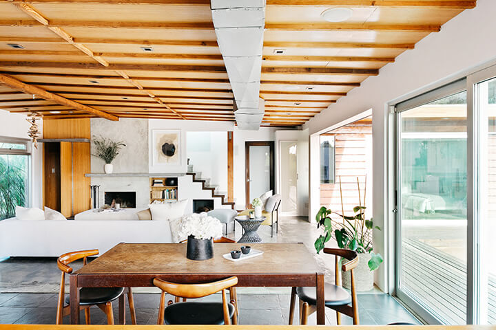 Midcentury home for sale in Eagle Rock