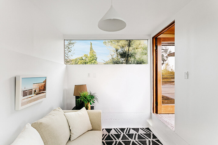 Midcentury house with studio for sale in Eagle Rock