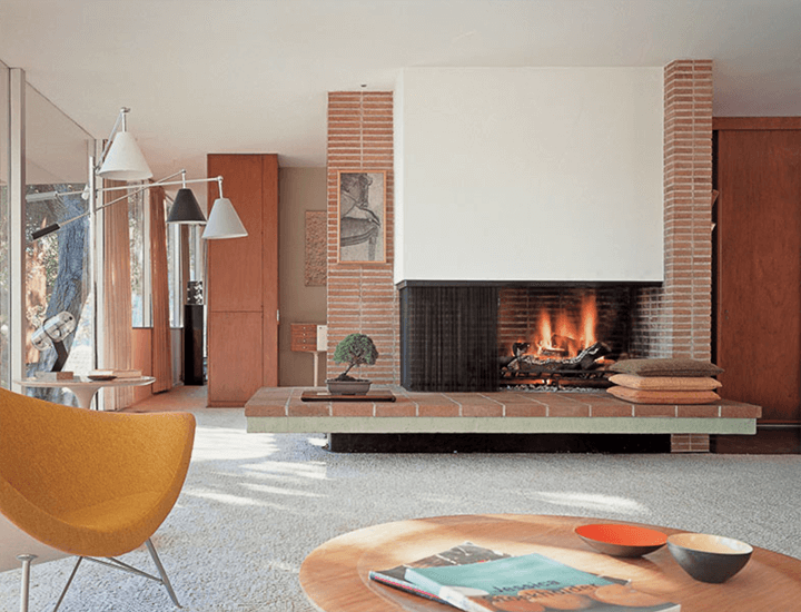 1961 Taylor House by Richard Neutra