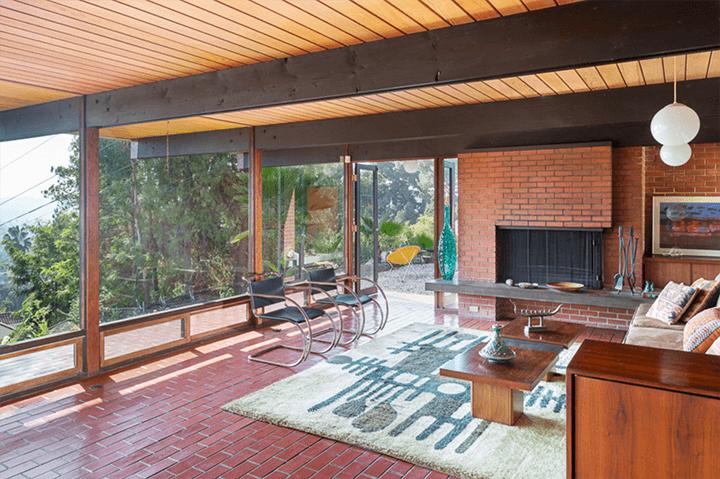 Bruce Norcross Residence in Eagle Rock CA