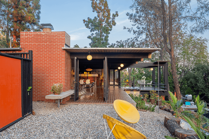 Bruce Norcross Residence in Eagle Rock