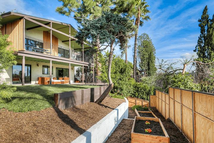 Highland Park CA mid century house for sale