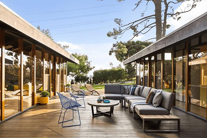 James Allen Walter's Siodmak House for sale in South Pasadena