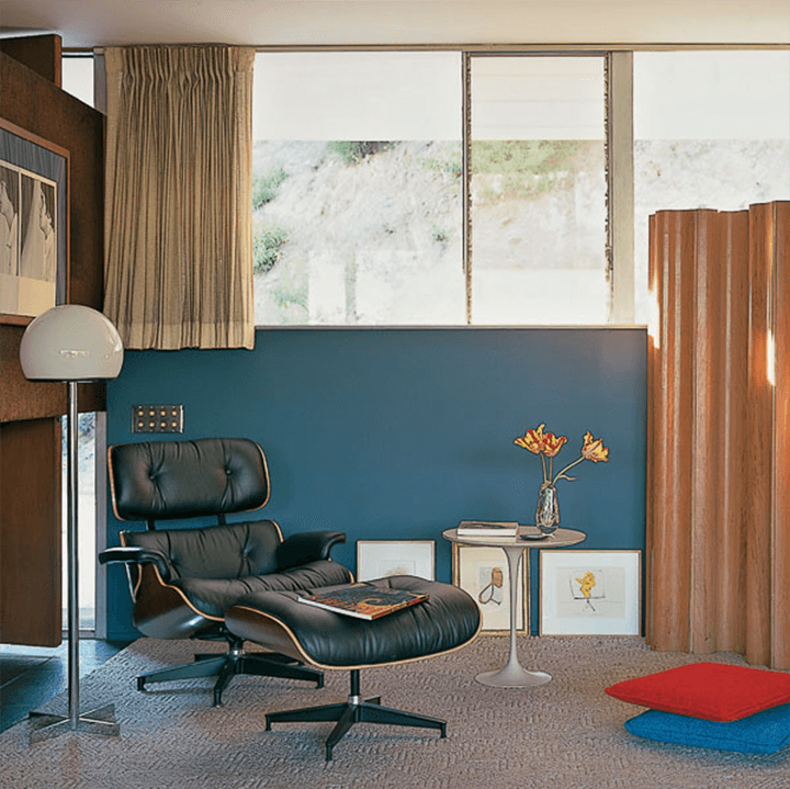 Richard Neutra's Taylor House in Glendale CA