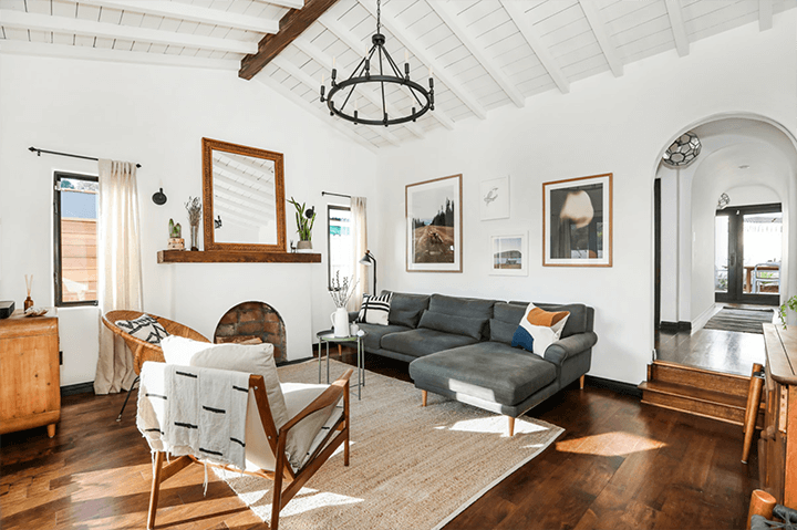Spanish bungalow for sale in Highland Park CA