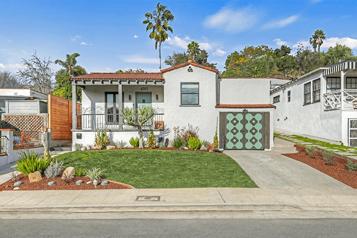Spanish bungalow for sale in Highland Park