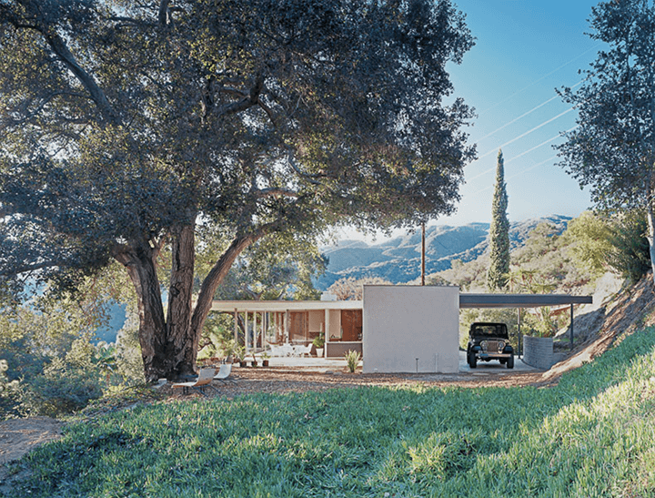 The Taylor House by Richard Neutra