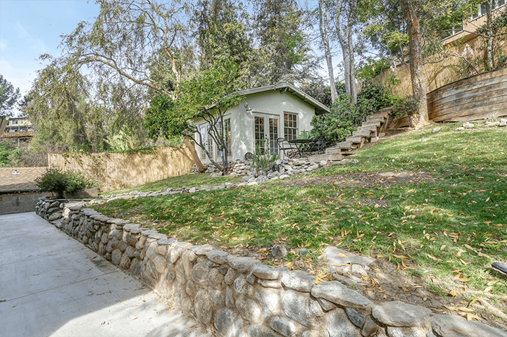 Mount Washington CA mid century residence for sale