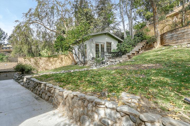 Mount Washington CA mid century residence for sale